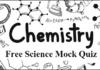 Free Science Quiz in Hindi, Science Quiz of UPTET, Chemistry quiz in hindi