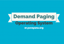 Demand Paging in operating system quiz