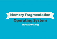 Memory Fragmentation in operating system